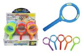 COB LED COLORFUL MAGNIFYING GLASS