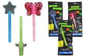 Glow Stick Wand Butterfly Sword Assorted