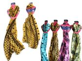 Assorted Designs Fashion Scarf