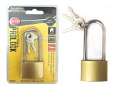 37mm Heavy Duty Long Padlock Shackle