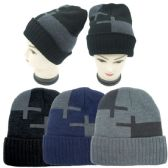 Mens Warm Winter Hat