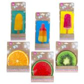 Ice Pack 6 Assorted Summer Designs