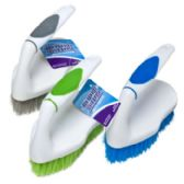 Scrub Brush Iron Shape Handle