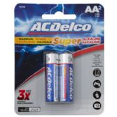 Batteries AA Two Pack