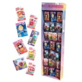 Lip Balm Flavored Childrens Assorted Licensed 118 Count Power Panel