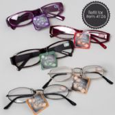 Reading Glasses 9 Asst Powers Special Order