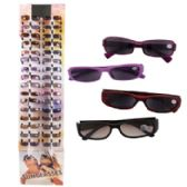 Tinted Readers In Floor Display Assorted Magnifications Plastic Frames No Preprice