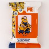 Wipes Minions Anti Bacterial
