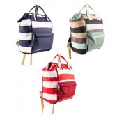 """14"""" Mommy Backpack Diaper Bag in 3 Assorted Colors"""