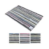 Scatter Rug Multicolor Reversible Woven Made In Usa