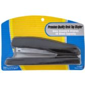 Stapler Large Desktop Size Black