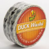 Tape Crafting Duck Washi Arrow