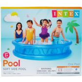SOFT SIDE POOL IN COLOR BOX