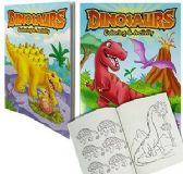 Dinosaur Coloring And Activity Books