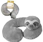 Sloth Kids Neck Pillows