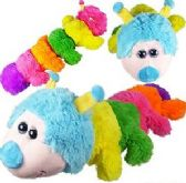 Plush Caterpillars
