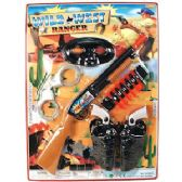 16 Piece Wild West Play Sets