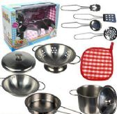 11 PIece My Happy Little Chef Kitchen Sets