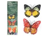 4pc Butterfly Stickers
