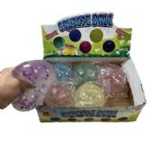 """4"""" Squish Jelly Ball with Sprinkles"""