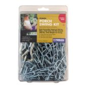 Porch Swing Chain Kit With nylon Bearing Hooks