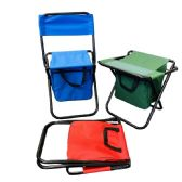Folding Camping Stool/Chair with Storage Bag