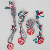 Christmas Chew Rope Toy for Dogs