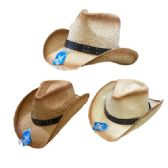 Classic Woven Cowboy Hat [Studded Hat Band]