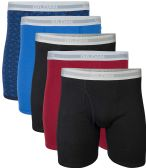 Mens Imperfect Wholesale Gildan Boxer Briefs, Assorted Sizes and Colors