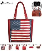Montana West American Pride Concealed Handgun Collection Tote