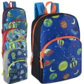 15 Inch Character Backpacks For Boys