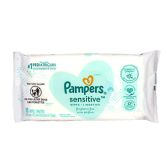 Pampers Sensitive Baby Wipes Pack of 18