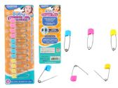 12pc Baby Diaper Pins