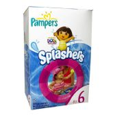 Pampers Splashers - Pampers Splashers 6 Pack Of 17