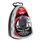 Travel Size Black Shoe Sponge - Kiwi Black Express Shoe Shine Sponge 0.23 oz.