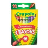 Crayola Crayons Box Of 16