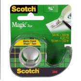 Magic Tape - Scotch Magic Tape 3/4 inch