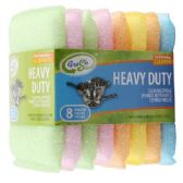 6pk Colorful Cleaning Sponge