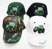 Tractor Ball Cap Baseball Hat Assorted