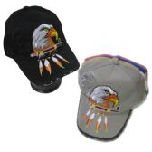 Eagle Native Pride Cap Baseball Hat Assorted