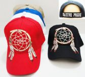 Dream Catcher Native Pride Cap Baseball Hat Assorted