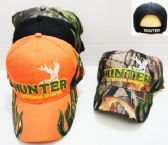 Hunter Hat Baseball Cap Assorted