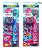 Firefly Toothbrush Little Pony Ziggly With Cap