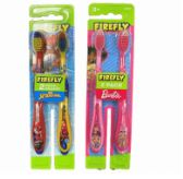 Firefly Toothbrush Babie And Spider 2 Pack