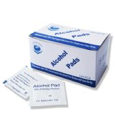 70% Isopropyl Alcohol Cleansing Pads , First Aid Cleaning Pads