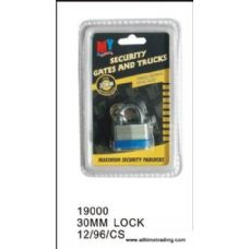 30MM SECURITY LOCK