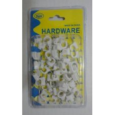 50pc Cable Clips