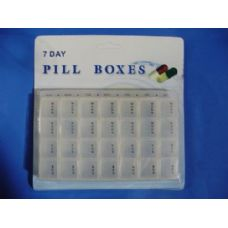 28 Slot Pill Box