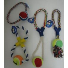 Rope Pet Toy Assortment