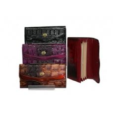 Womens Fold Over Wallet